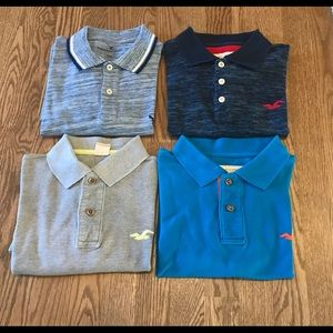 Other - Bundle of AE polo and Hollister polo 👕